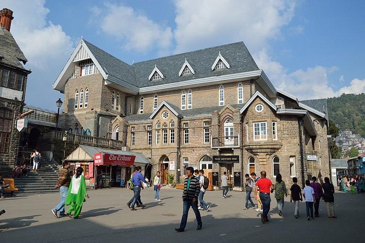 Gaiety-Theater, Shimla
