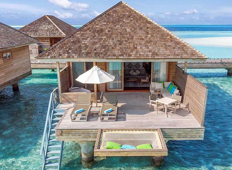 Hurawalhi Island Resort in Maldives
