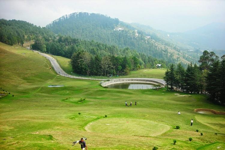Naldehra Peak