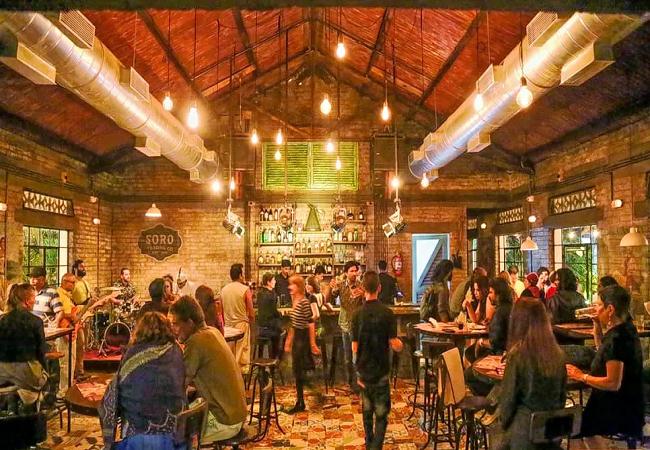 Soro, The Village Pub