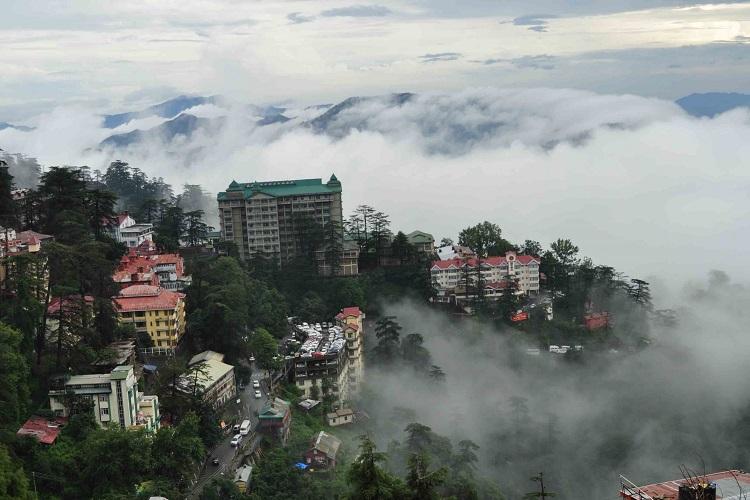 Summer Hill Shimla