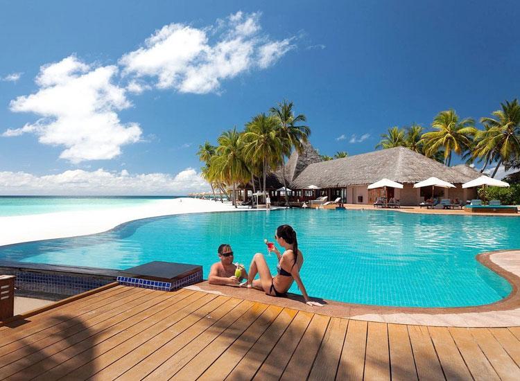 Veligandu Resort in Maldives