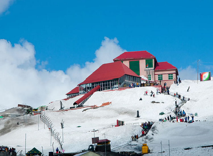 nathula pass: best places to visit in Sikkim in december