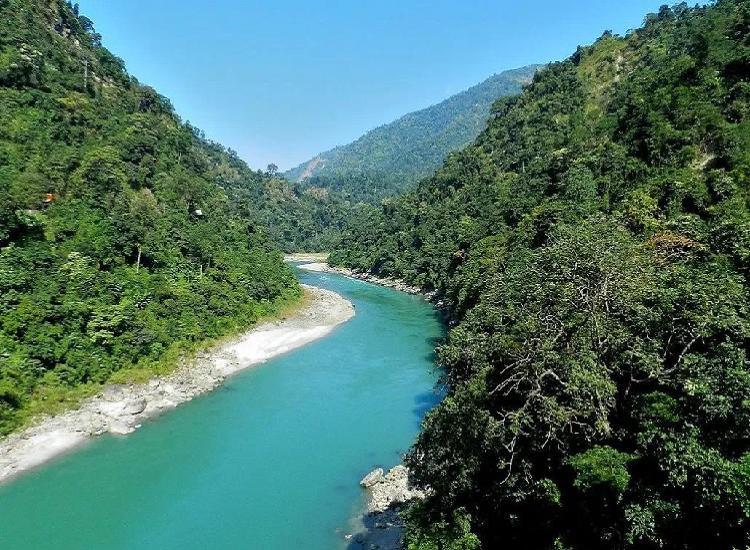 teesta river sikkim