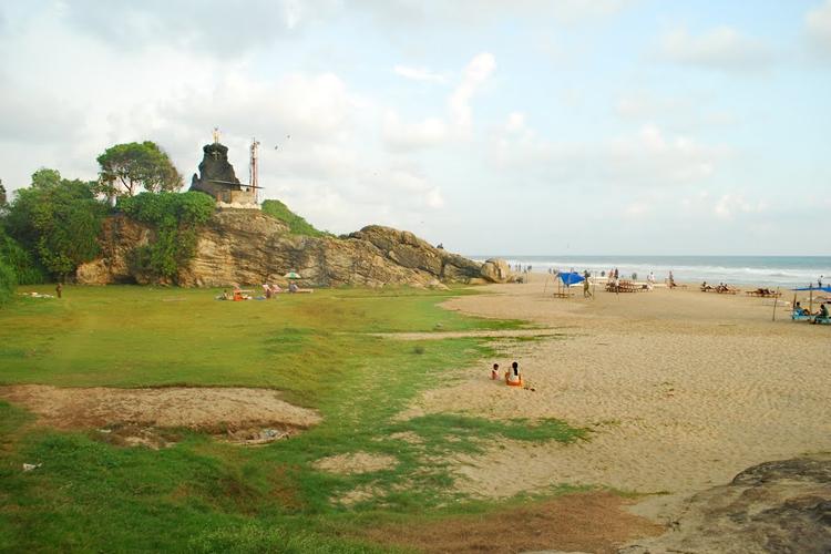 Chowara-Beach