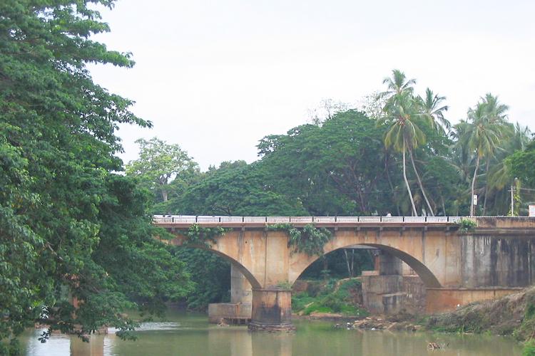 Karamana-River