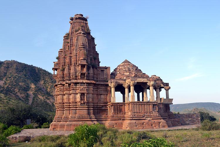Mangla-Devi-Temple