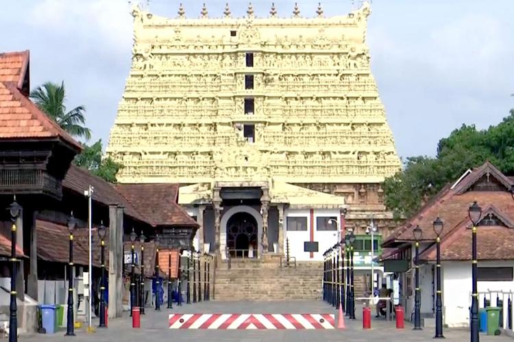 Shri-Padmanabhaswamy-Temple