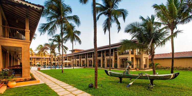 resorts in goa for honeymoon