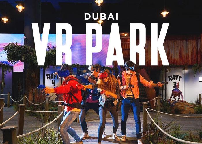 VR Park in Dubai